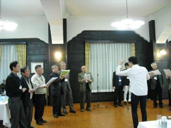 京大同窓会合唱団